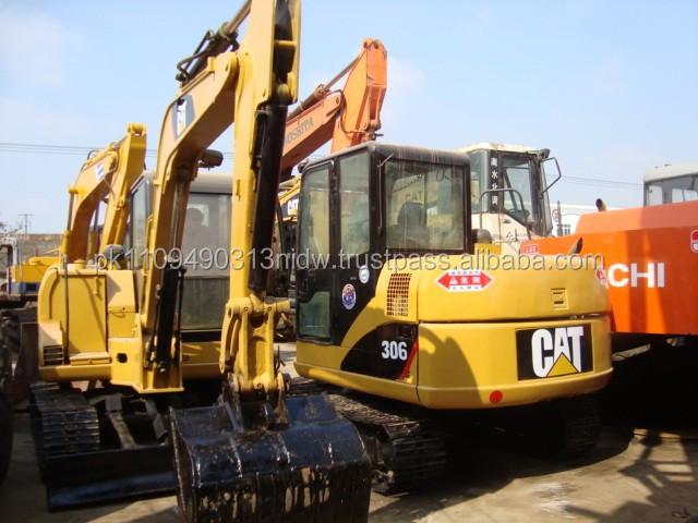Used Caterpillar Mini Excavator 306,Used Japanese Mini Excavator Cat 306  307 305 - Buy Cat 305 Mini Excavator,Mini Excavators Caterpillar,Japanese