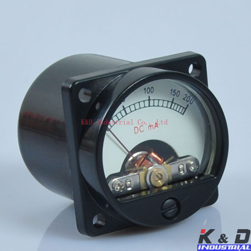 200mA Panel Meter For Tube Amplifier 300B 45 2A3 VT52, View 200mA panel  meter, K&D Product Details from Shenzhen Hanlongjia Technology Co , Ltd  on
