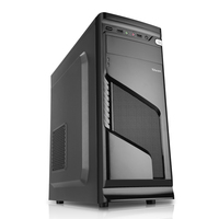 SAMA computer desktop atx mini case
