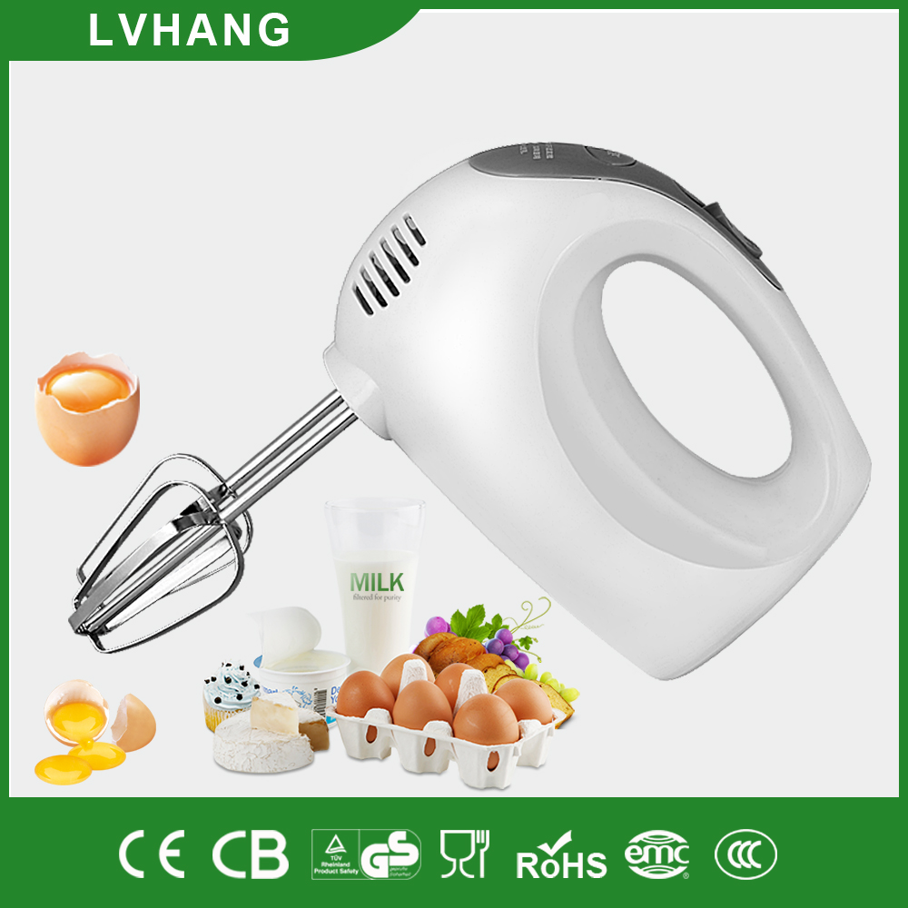5 speed control with ejector cake egg hand mixer and home appliancre