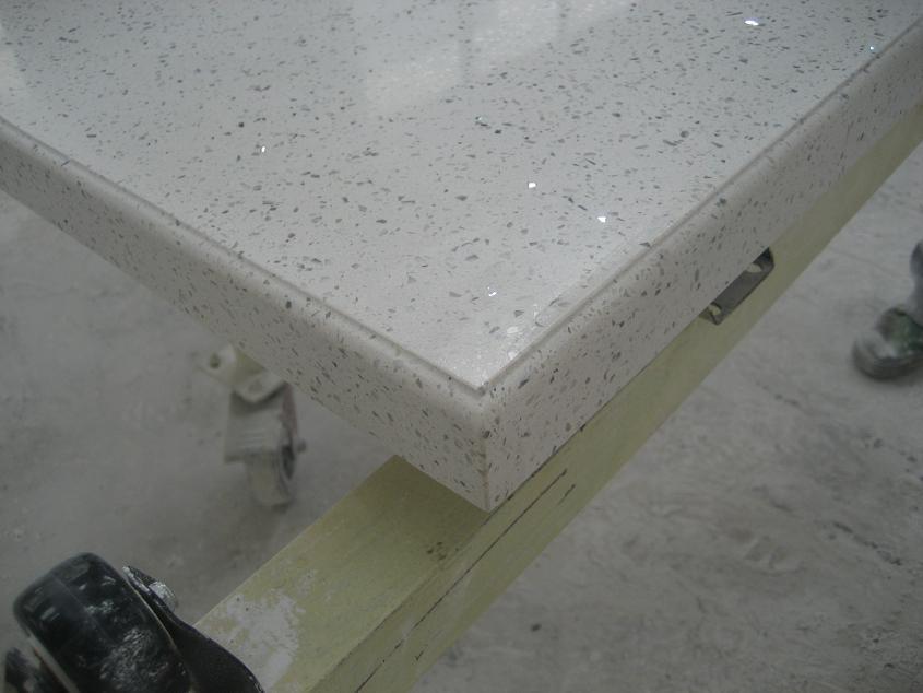 Quartz Table Top : Modern design quartz stone top dining table buy