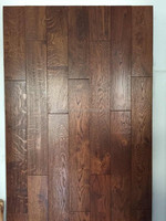 Handscraped & Antique Solid Oak Wood Flooring hardwood flooring