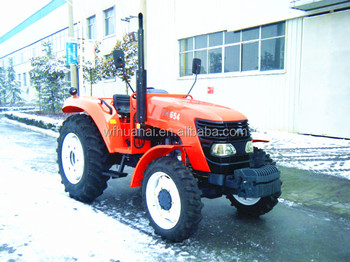China Sh 65hp Sh654 Farm Tractor