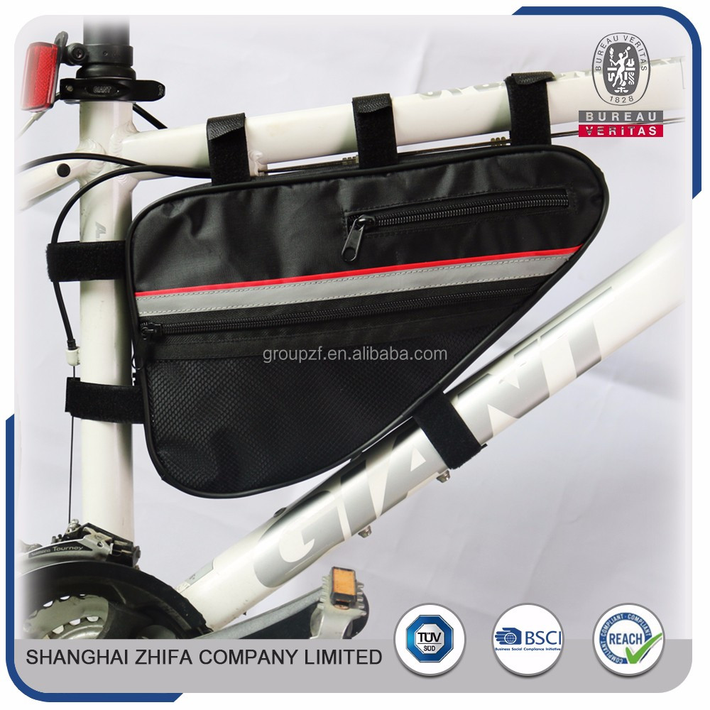 Alibaba express superior service bags for bicycles wheel bike bag under seat