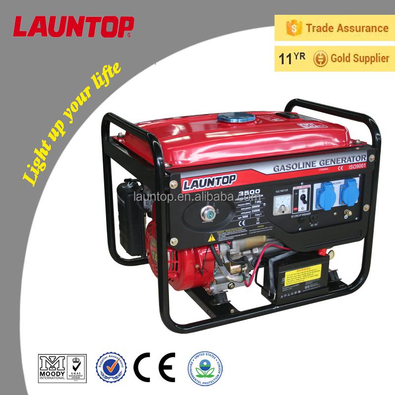 Generador de gasolina de calidad superior 2kw 6kw honda for Generador gasolina barato