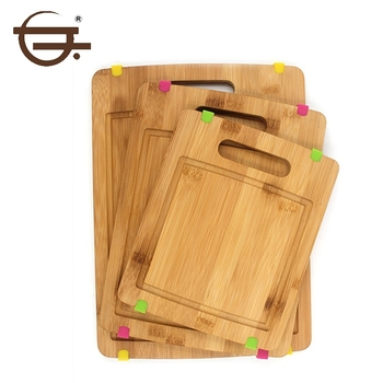 Corner Kitchen Teak Wood Cutting Board