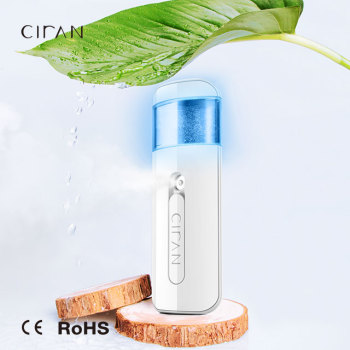 2019 Spa Beauty Care New Mini Moisture Facial Nano Mist Spray
