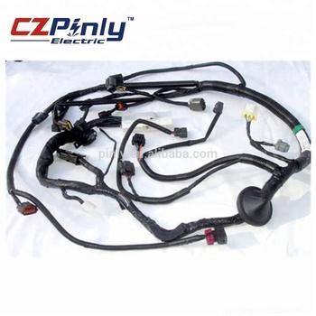 Cableado Especialidad Motor Tranual Arnés S14 Sr20det Sr20 A Auto on