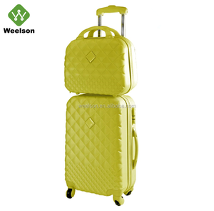 2018 Hot Sale 2 Pieces Trolley Luggage Set