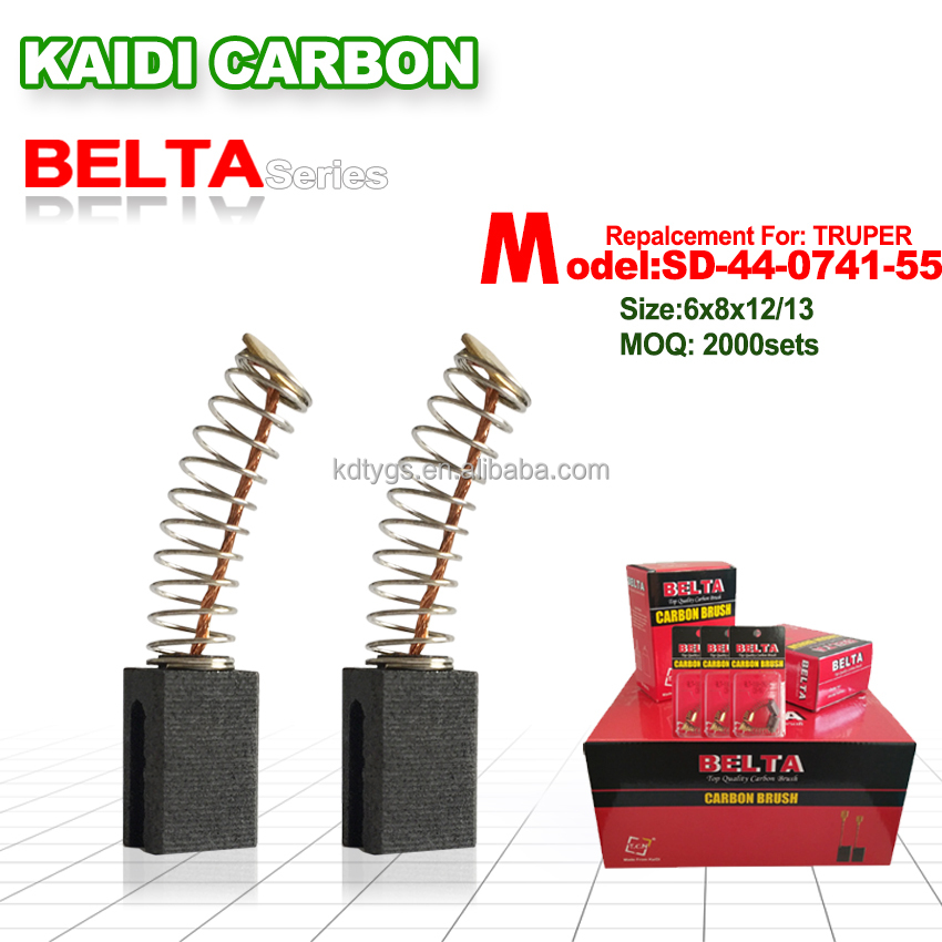 good quality hammer drill carbon brushes for all kinds of POWER TOOLS