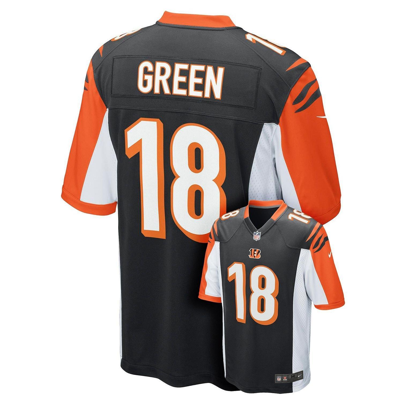 41c6d94c Buy AJ Green Cincinnati Bengals NFL Hand Signed Authentic Style ...