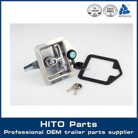 Boat Trailer Side Door Latch Lock