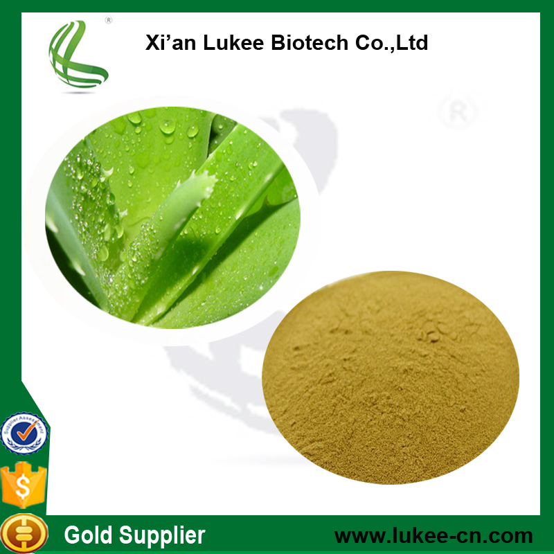 Trade Assurance Supplier Provide Different Spec Powder of Aloe Vera Extract