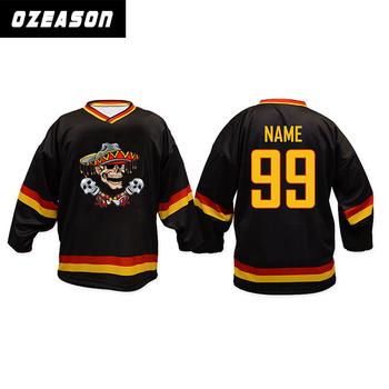 funny ice hockey jerseys
