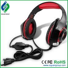 reliable and good logitech g230 stereo gaming headset with SGS certificate