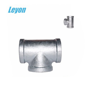 Pipe fitting eccentric reducer types Pipe Fitting tee FM UL