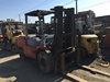 Japanese engine Toyota 5 ton diesel forklift truck in good condition