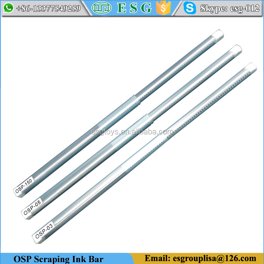 Osp Extrusion Type Wire Bar Coating Machine - Buy Ink Scraping Bar ...