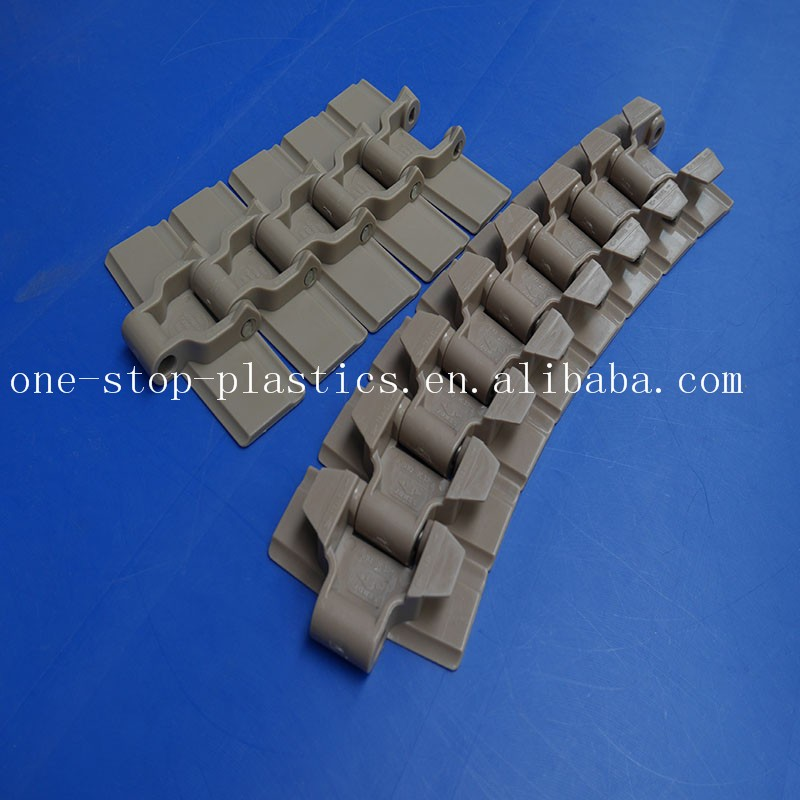 plastic injection molding delrin chain acetal conveyor chain