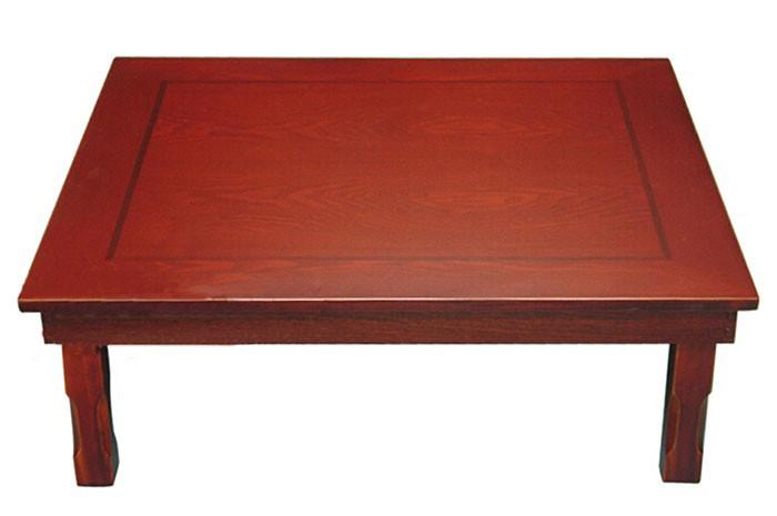 Plegables Del Diseño Bajo Rectángulo75cm Estar De Asia Corea Mesa Sala La Patas Muebles Antiguos Tradicional Pequeños Té Baja Tabla nk0wPX8O