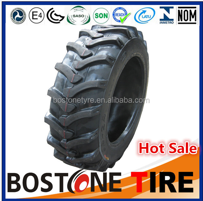 Micro-farming tiller machine use 5.00-12 agricultural tractor tires
