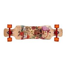 <span class=keywords><strong>OEM</strong></span> Kanadischen Ahorn <span class=keywords><strong>Longboard</strong></span> Angepasst Lange Skateboard Deck