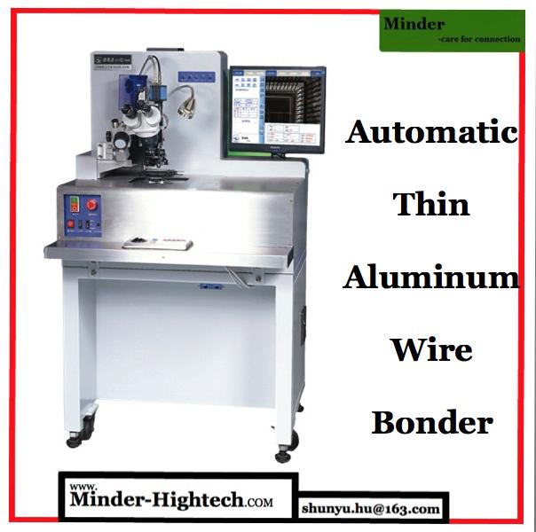 minder copper wire ball bonding machine buy wire bonding