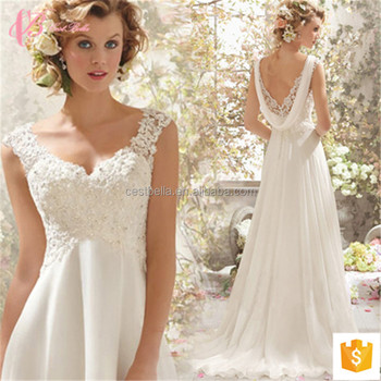 Y Spaghetti Strap Slim Fit Short Chapel Train Lace Lique Ball Gown Alibaba Wedding Dress