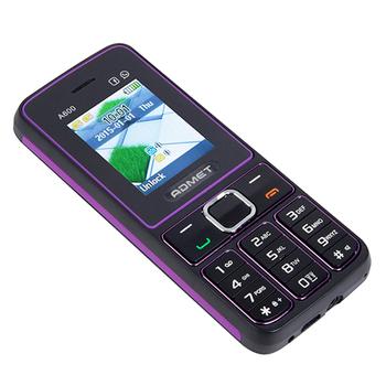 ADMET A600 Lanyard Dual SIM Card 177 Inch TFT Screen FM Loudspeaker LED Torch China