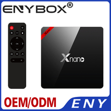 Eny New Android 6.0 Marshmallow Tv Box google Penta-core GPU 1GB/8GB X96 pro Android Tv Box S905x