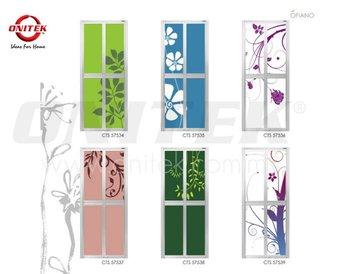 Bifold door, Aluminium Bi-fold Door, Shower Door, Bi-fold door