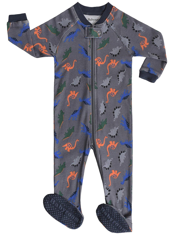 cb78a71d6 Cheap Boys Footed Pajamas