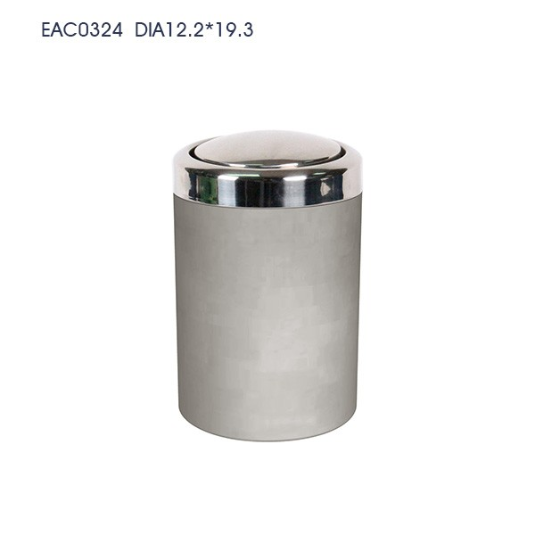 Moderne Badkamer Ontwerp Marmer Effect Afvalbak/vuilnisbak/ash-bin ...