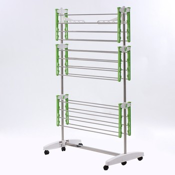 Baby Clothes Rack Drying Rack Mass Storage