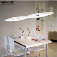 New Zhongshan Meerosee Modern LED Pendant Light Pendant Lamp for Dining Room, Kitchen MD81724-L2