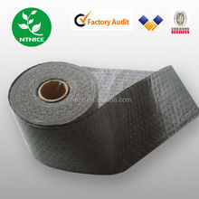 Gray color universal absorbing roll for factory floor