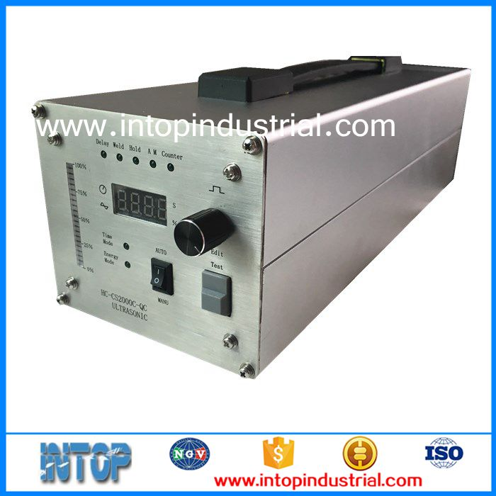 New Design Ultrasonic netbooks adapters weld machine generator CE Approved