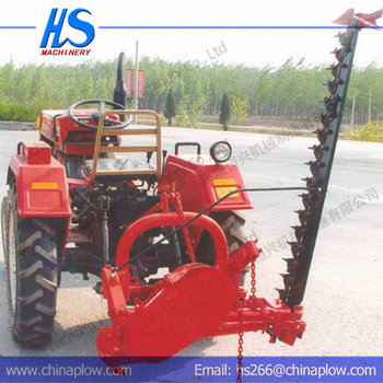farm mower. farm machine sickle bar mower for 4-wheels tractors