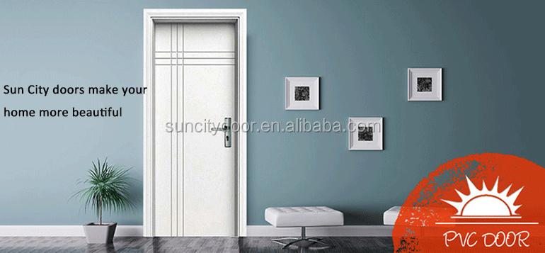 Superior Hiigh Quality New Popular Morgan Interior Door Modern Mdf Doors With 3  Years Warranty SC