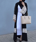 Dubai abaya wholesale high-end open abaya kaftan islamic clothing from Dubai