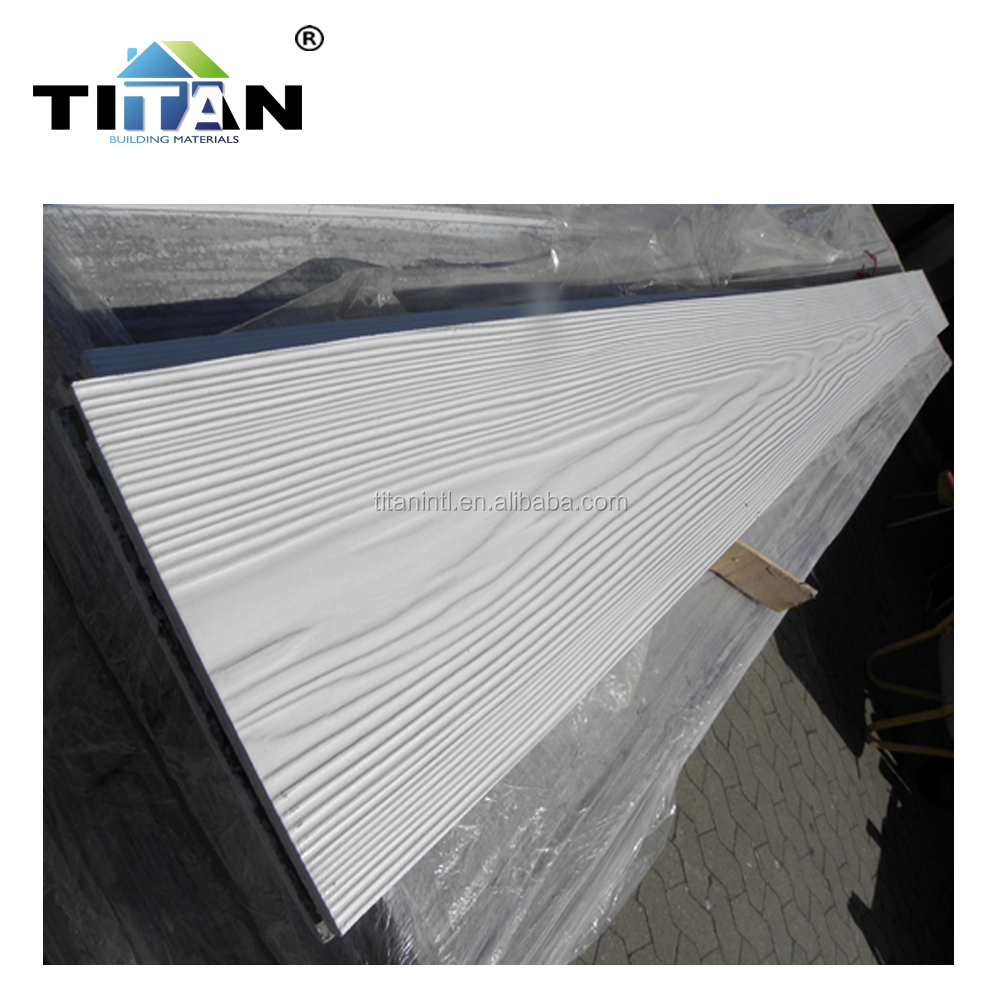 Wood Wool Exterior Wall Fibre Cement Board