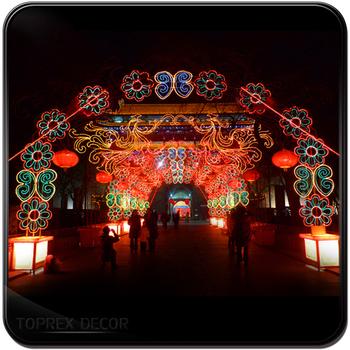 Ramadan Street Muslim Holiday Decorations Buy Muslim Holiday
