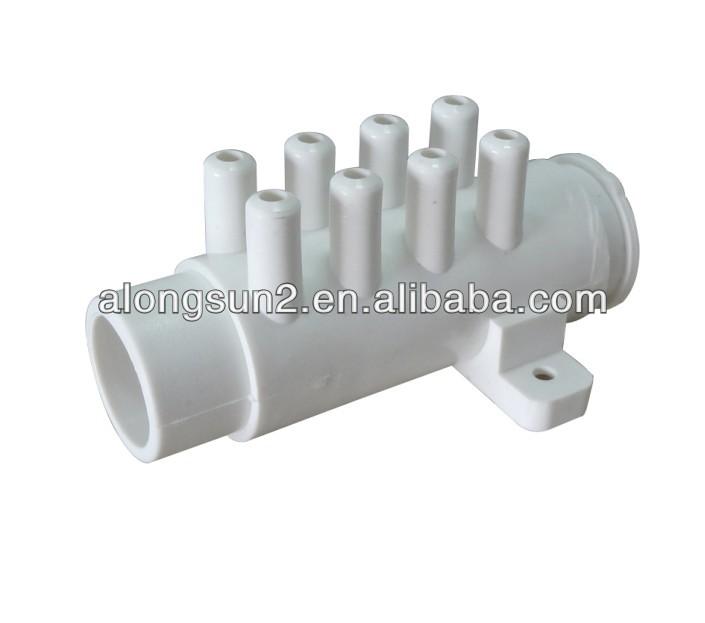 Spa Bathtub Air Manifold Distributor Plumbing Pvc Fittings Buy Pvc