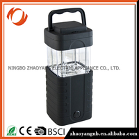 Portable camping supplies camping lantern solar camping light