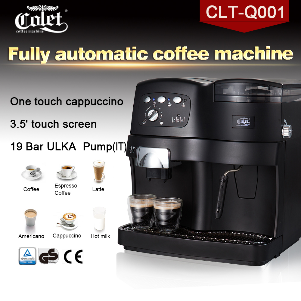 Beste vollautomatische kaffeemaschine