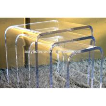 Plexiglass nesting table wholesale nesting tables suppliers alibaba watchthetrailerfo