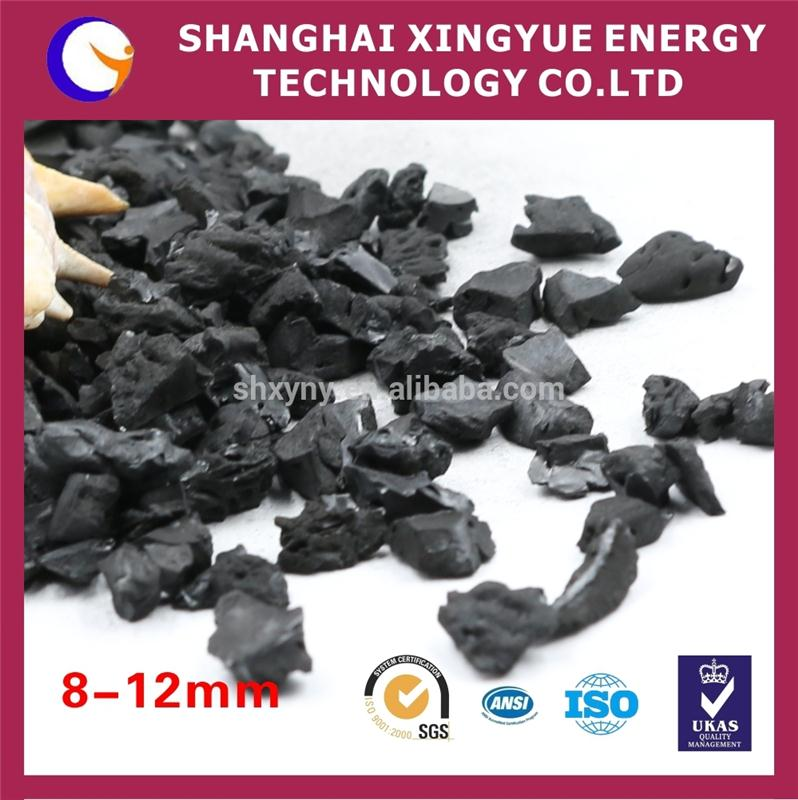 Walnut shell drying activated carbon with large surface area
