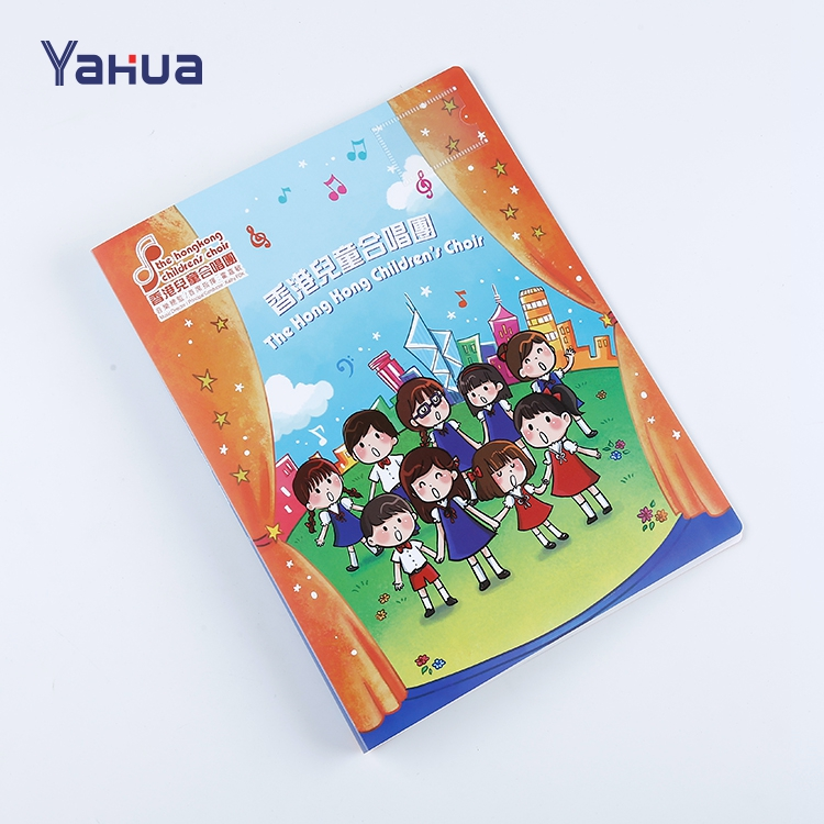 China Manufacturer Cheap Wholesale Clear Presentation Book