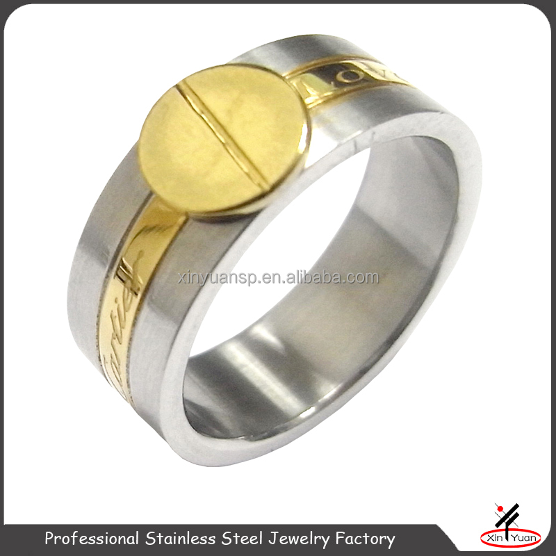 modern design turkish wedding engagement gold rings - Turkish Wedding Ring