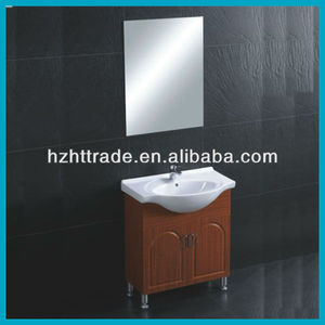 ceramic sink cheap floor standing mdf bathroom cabinet italy
